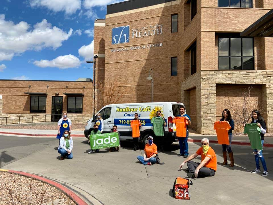 Jade supports SLV Health, Valley Courier during COVID19